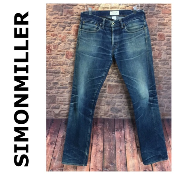 Simon Miller Other - ⭐️Men's Simon Miller denim jean size 33